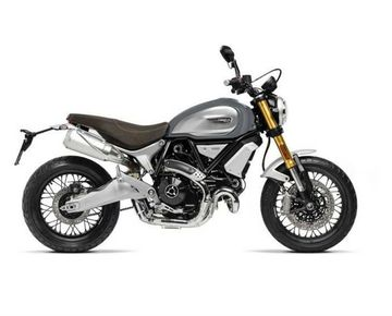 Here is the Ducati Scrambler 1100